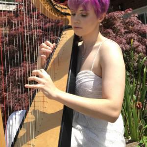 The Enchanted Harpist - Harpist in Greenville, South Carolina