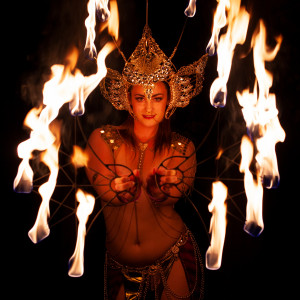 Lilith Wings (fire dancer) - Fire Performer in Montreal, Quebec