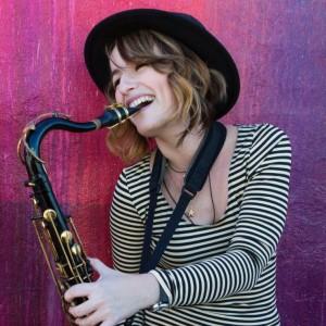 Lina Saroza - Saxophone Player in Miami, Florida