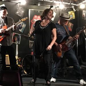 Linda Herring - Blues Band in Sacramento, California