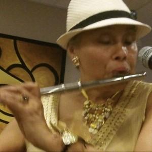 Linda Witsell, Jazz Flutist - Jazz Band in Jacksonville, Florida