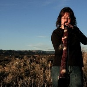 Lisa Byrne - Didgeridoo Player in Durango, Colorado