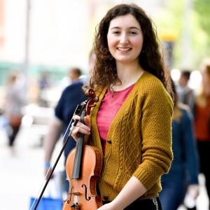 Aviva Chertok - Violinist in Vernon Hills, Illinois
