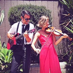 Lissy & Paul - Acoustic Band in Los Angeles, California