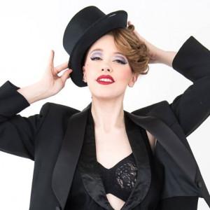 Thrillda Swinton- Burlesque Dancer & Emcee - Burlesque Entertainment in Columbus, Ohio