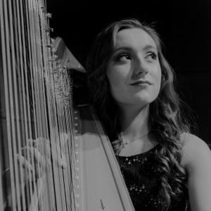Elaina Hutton - Harpist