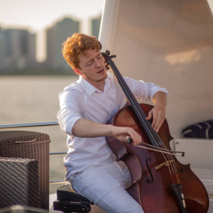 Live String Music - James Acampora - Cellist in Oyster Bay, New York