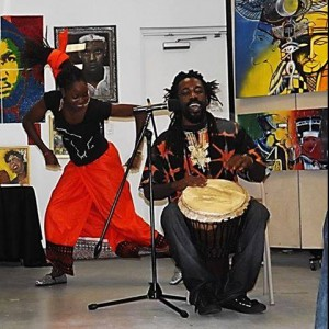 Livin The Rhythm African Drum & Dance