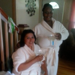 Living Free Mobile Massage & Spa Parties - Mobile Spa in Charlotte, North Carolina
