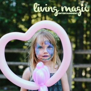 Living Magic Entertainment - Face Painter / Balloon Twister in Vancouver, British Columbia