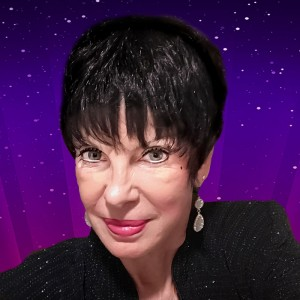 LizaToo! - Liza Minnelli Impersonator in Laughlin, Nevada