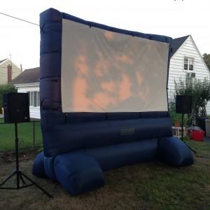 Long Island Backyard Movie