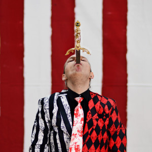 Nick Penney - Sword Swallower / Fire Eater in Augusta, Maine