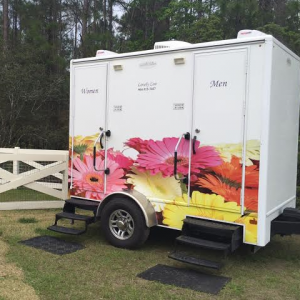 Lovely Loo Luxury Restrooms - Portable Toilet Company in Orlando, Florida