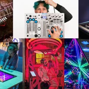 LoveTech Live Music & Interactive Art - Club DJ in Oakland, California