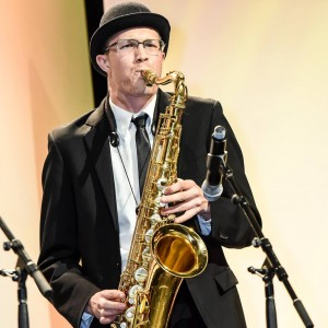 Lucas Hopkins - Saxophone Player / One Man Band in Clarksville, Tennessee