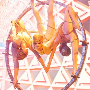 Lucent Dossier Experience - Circus Entertainment in Los Angeles, California
