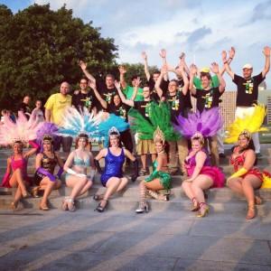 Luciana Brussi's Pittsburgh Samba Group - Samba Dancer in Pittsburgh, Pennsylvania