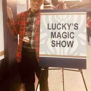 Lucky Laissez - Strolling/Close-up Magician / Magician in New Orleans, Louisiana