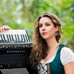 Lucy Riddett - Accordion Player in Destin, Florida
