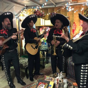 Los Tres Amigos - World Music / Bolero Band in Huntsville, Alabama