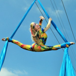 Lyra, Silk, Rope, Pole and Specialty Acts - Aerialist in Las Vegas, Nevada