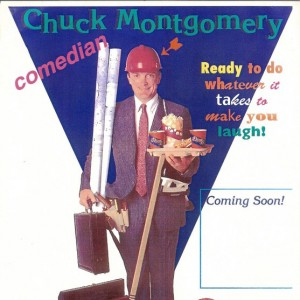 Chuck Montgomery - Comedian / Comedy Magician in Houston, Texas