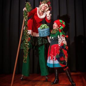 Madame Onça Entertainment: Stilts, Tarot and More - Interactive Performer / Psychic Entertainment in Richmond, Virginia