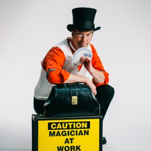 Magic Century - Magician in Salt Lake City, Utah