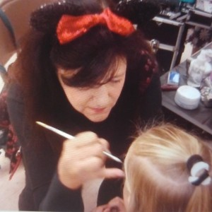 Magic/ Facepainting with a Twist - Face Painter / Magician in Aliquippa, Pennsylvania