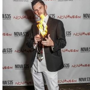 Cory Van Valin - Corporate Magician in Tampa, Florida