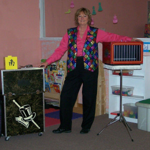 Magic of Nancy - Magician in Danielson, Connecticut