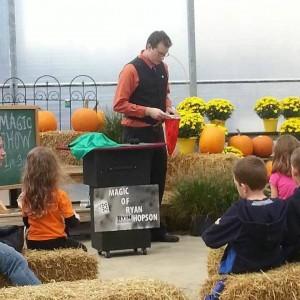 magic of Ryan Hopson - Magician in Andover, Ohio