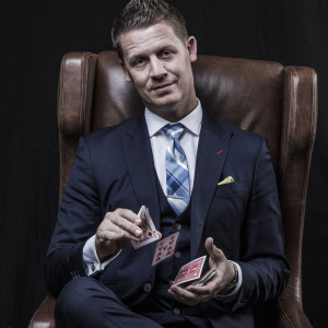 Magician - Ty Gallenbeck, White Tie Entertainment - Magician in Grand Junction, Colorado