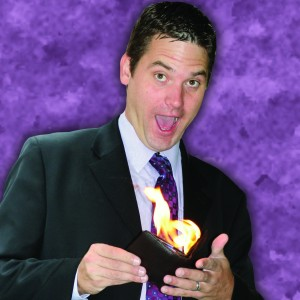 Magician Comedian Jason Abbott - Comedy Magician / Game Show in Detroit, Michigan