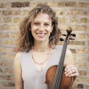 The Sea and Marie - Violinist in Frisco, Texas