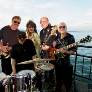 Maia Santell and House Blend - Dance Band in Seattle, Washington