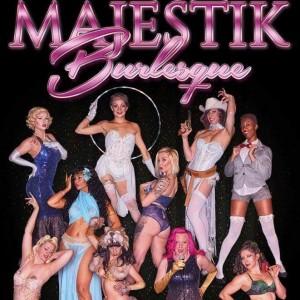 Majestik Burlesque - Burlesque Entertainment in Las Vegas, Nevada