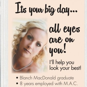 Makeup Artistry By Candace - Makeup Artist in Cranbrook, British Columbia