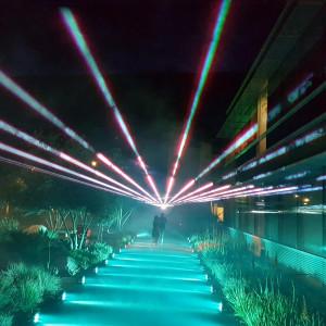 Making It Happen Systems - Laser Light Show in Santa Ana, California