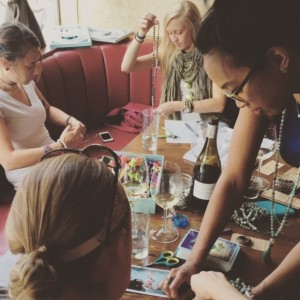 Mala//Sacred Beaded Jewelry Parties - Arts & Crafts Party in Denver, Colorado