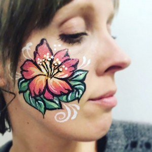 Marie-Helene Babin Face Painting - Face Painter in Vancouver, British Columbia