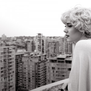 Tribute to Marilyn Monroe - Marilyn Monroe Impersonator in Vancouver, British Columbia