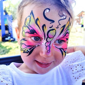 Mariposa Face and Body Art - Body Painter / Face Painter in Seattle, Washington