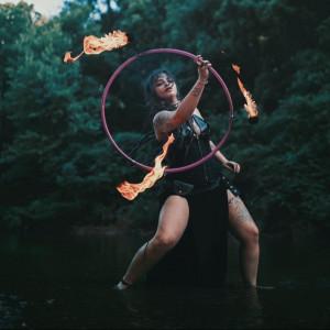 MarissaRoseFlows - Fire Performer / Fire Dancer in Asheville, North Carolina