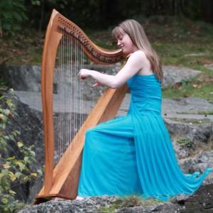 Maritime Harpist - Katherine Fitch Loza - Harpist / Celtic Music in Halifax, Nova Scotia
