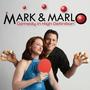Mark & Marlo - Comedy In High Definition® - Corporate Comedian / Fire Eater in Hudson, Ohio