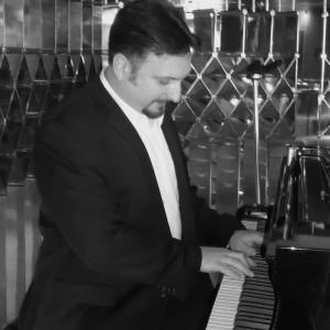 Mark Dunn - Jazz Pianist in Irving, Texas