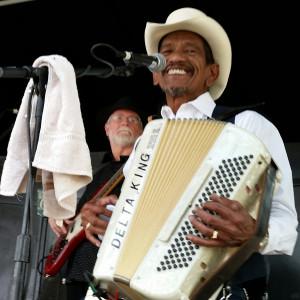 Mark St Mary Louisiana Blues & Zydeco - Zydeco Band / Blues Band in Sacramento, California