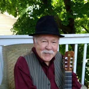 Barrie the Vagabond - Singing Guitarist in Winston-Salem, North Carolina